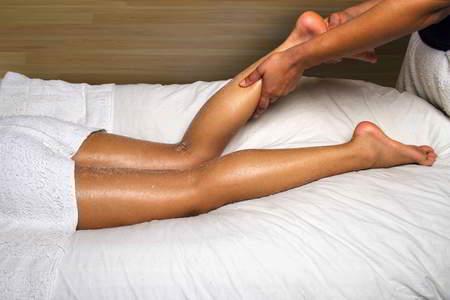 peeling piernas cansadas